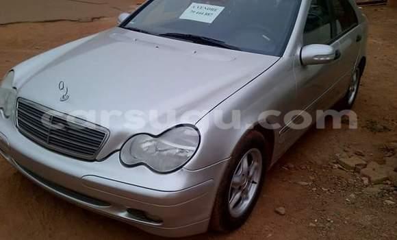 Acheter Neuf Voiture Mercedes‒Benz C–Class Noir à Ouagadougou, Burkina-Faso