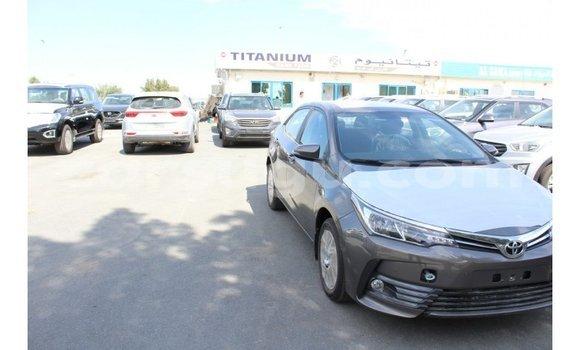 Acheter Importé Voiture Toyota Corolla Other à Import - Dubai, Burkina-Faso