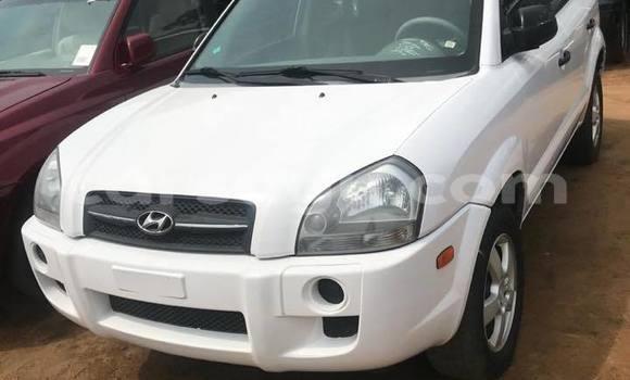 Acheter Occasion Voiture Hyundai Tucson Blanc à Ouagadougou, Burkina-Faso