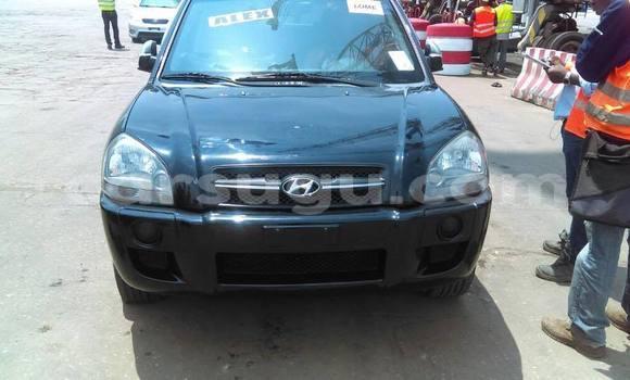 Acheter Occasion Voiture Hyundai Tucson Noir à Ouagadougou, Burkina-Faso
