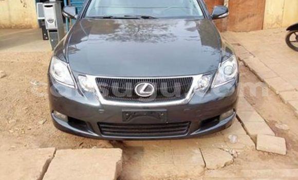 Acheter Occasion Voiture Lexus ES Noir à Ouagadougou, Burkina-Faso
