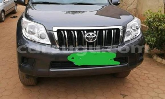 Acheter Occasion Voiture Toyota Land Cruiser Prado Bleu à Ouagadougou, Burkina-Faso