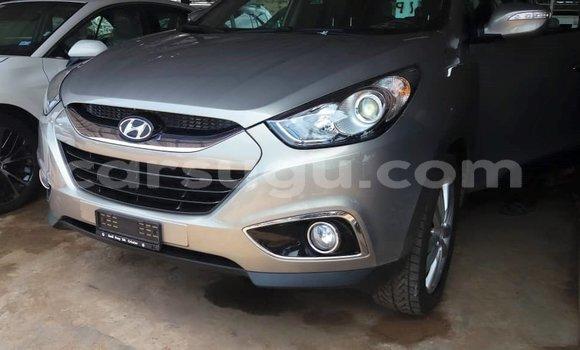 Acheter Occasion Voiture Hyundai ix35 Gris à Ouagadougou, Burkina-Faso