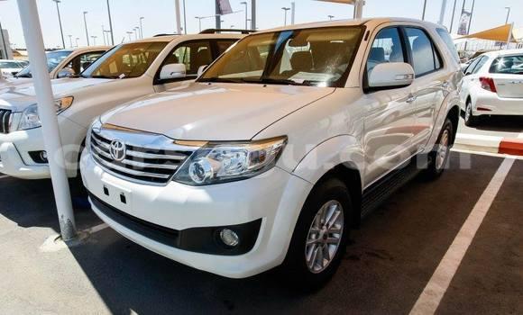 Acheter Occasions Voiture Toyota Fortuner Noir à Ouagadougou au Burkina-Faso