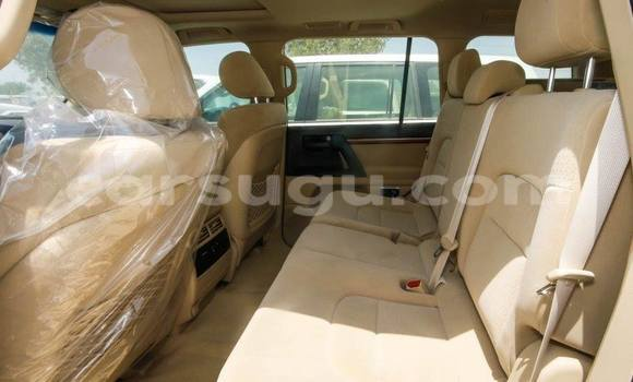 Acheter Occasions Voiture Toyota Land Cruiser Noir à Ouagadougou, Burkina-Faso
