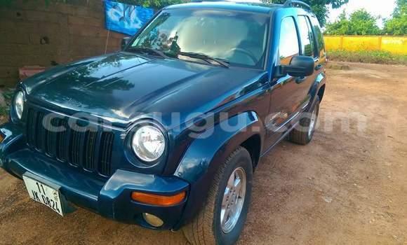 Acheter Neuf Voiture Jeep Liberty Noir à Ouagadougou au Burkina-Faso