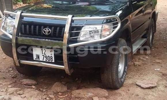 Acheter Occasion Voiture Toyota Land Cruiser Prado Noir à Ouagadougou, Burkina-Faso