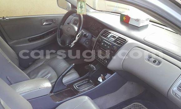 Acheter Occasions Voiture Honda Accord Noir à Ouagadougou au Burkina-Faso