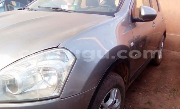 Acheter Occasion Voiture Nissan Qashqai Noir à Ouagadougou au Burkina-Faso