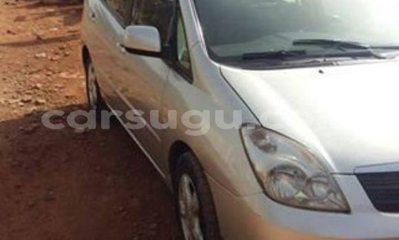 Acheter Occasion Voiture Toyota Corolla Verso Gris à Ouagadougou, Burkina-Faso