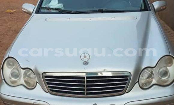 Acheter Occasion Voiture Mercedes-Benz C-klasse Gris à Ouagadougou, Burkina-Faso