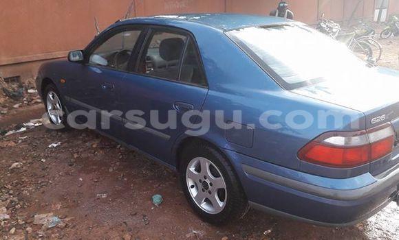 Acheter Occasions Voiture Mazda 626 Noir à Ouagadougou au Burkina-Faso