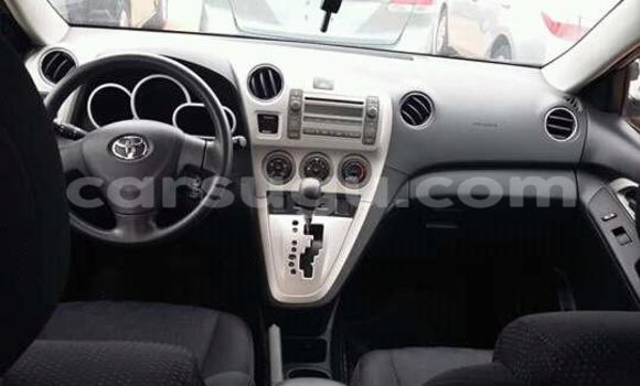 Acheter Occasion Voiture Toyota Matrix Noir à Ouagadougou, Burkina-Faso