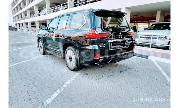 Acheter Importé Voiture Lexus LX Noir à Import - Dubai, Burkina-Faso