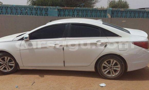 Acheter Occasion Voiture Hyundai Accent Noir à Ouagadougou au Burkina-Faso