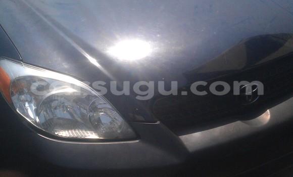 Acheter Occasions Voiture Toyota Matrix Noir à Ouagadougou au Burkina-Faso