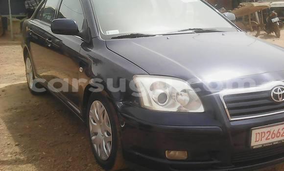 Acheter Occasion Voiture Toyota Avensis Autre à Ouagadougou, Burkina-Faso