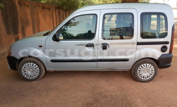 Acheter Occasion Voiture Renault Kangoo Gris à Ouagadougou, Burkina-Faso