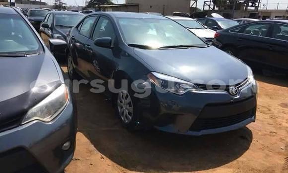 Acheter Occasion Voiture Toyota Corolla Bleu à Ouagadougou, Burkina-Faso