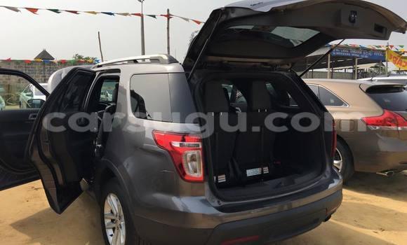 Acheter Neuf Voiture Ford Explorer Gris à Ouagadougou au Burkina-Faso