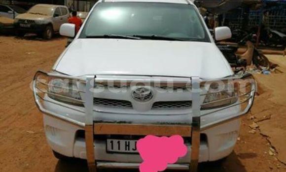 Acheter Occasion Voiture Toyota Hilux Blanc à Ouagadougou, Burkina-Faso
