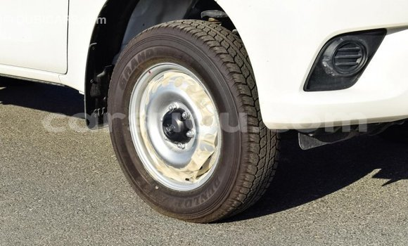 Acheter Importé Voiture Toyota Hilux Blanc à Import - Dubai, Burkina-Faso