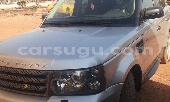 Acheter Occasion Voiture Land Rover Range Rover Gris à Ouagadougou au Burkina-Faso