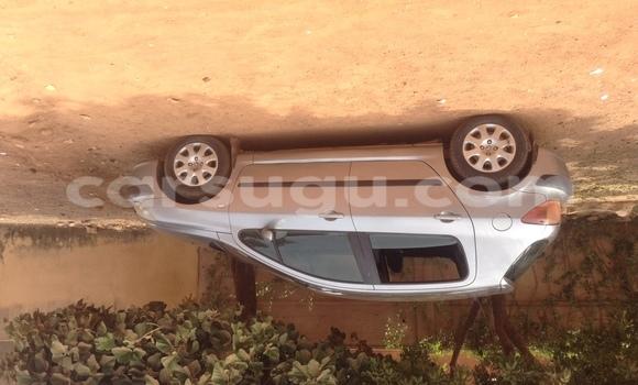 Acheter Occasion Voiture Peugeot 307 Gris à Ouagadougou, Burkina-Faso