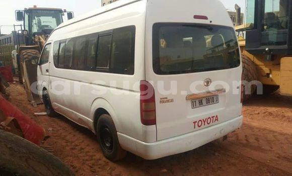 Acheter Occasion Voiture Toyota Hiace Blanc à Ouagadougou, Burkina-Faso