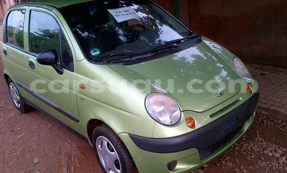 Acheter Neuf Voiture Daewoo Matiz Vert à Ouagadougou au Burkina-Faso