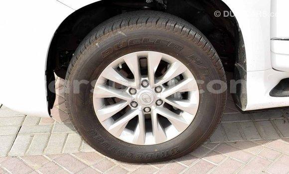 Acheter Importé Voiture Lexus GX 460 Blanc à Import - Dubai, Burkina-Faso