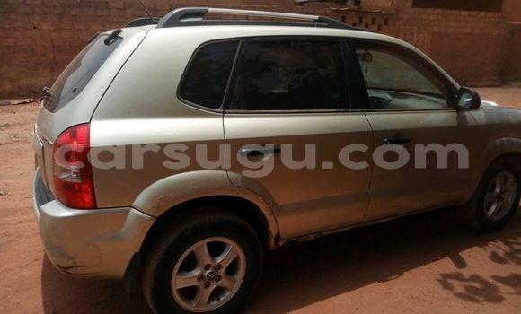 Acheter Occasion Voiture Hyundai Tucson Beige à Ouagadougou, Burkina-Faso