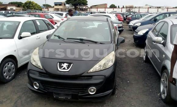 Acheter Occasion Voiture Peugeot 207 Noir à Ouagadougou, Burkina-Faso