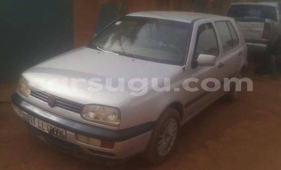 Acheter Occasion Voiture Volkswagen Golf Gris à Ouagadougou, Burkina-Faso