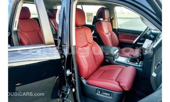 Acheter Importé Voiture Toyota Land Cruiser Noir à Import - Dubai, Burkina-Faso