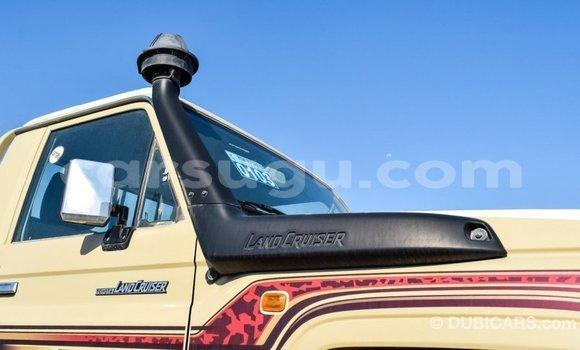 Acheter Importé Voiture Toyota Land Cruiser Beige à Import - Dubai, Burkina-Faso