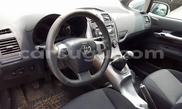 Acheter Occasion Voiture Toyota Yaris Noir à Ouagadougou au Burkina-Faso