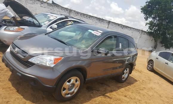 Acheter Neuf Voiture Honda CR–V Noir à Ouagadougou au Burkina-Faso
