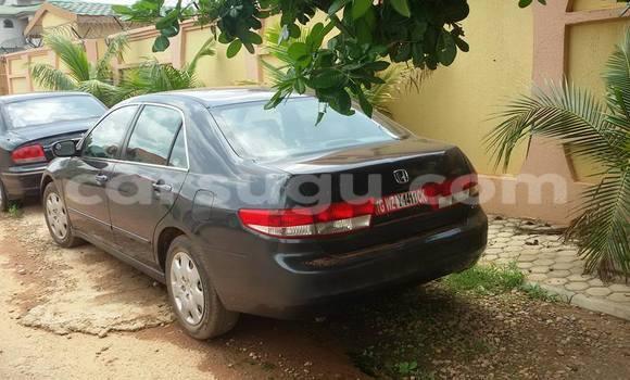 Acheter Occasion Voiture Honda Accord Noir à Ouagadougou au Burkina-Faso