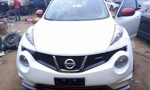 Acheter Neuf Voiture Nissan Juke Blanc à Ouagadougou au Burkina-Faso