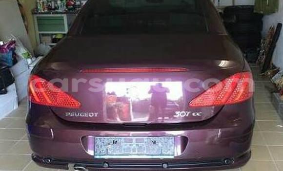 Acheter Occasion Voiture Peugeot 307 Autre à Ouagadougou au Burkina-Faso