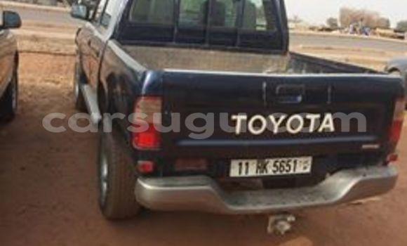 Acheter Neuf Voiture Toyota Corolla Bleu à Ouagadougou au Burkina-Faso