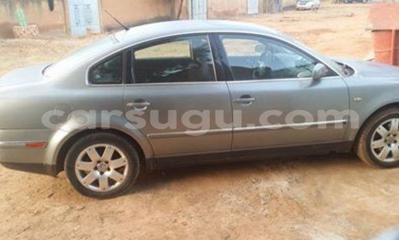 Acheter Occasion Voiture Volkswagen Passat Gris à Ouagadougou au Burkina-Faso