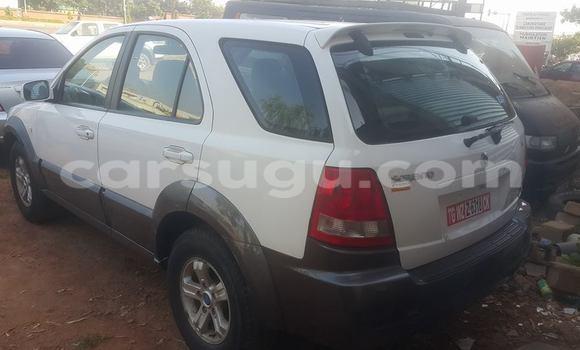 Acheter Neuf Voiture Kia Sorento Blanc à Ouagadougou, Burkina-Faso