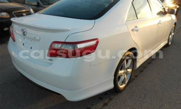 Acheter Neuf Voiture Toyota Camry Blanc à Ouagadougou, Burkina-Faso