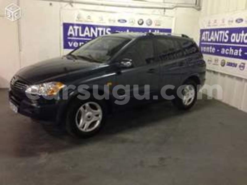 Big with watermark ssangyong kyron ssangyong kyron 200 xdi luxe voitures loire atlantique leboncoin fr 5144234754