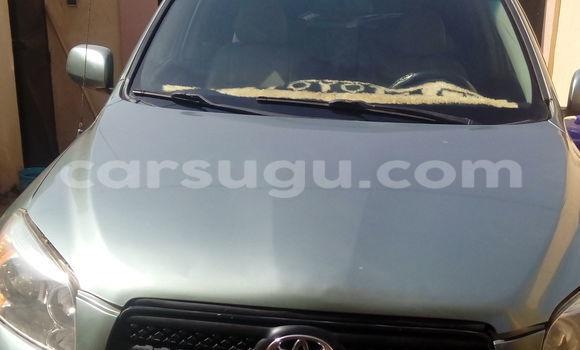 Acheter Voiture Toyota RAV4 Noir à Ouagadougou en Burkina-Faso
