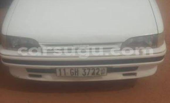 Acheter Occasion Voiture Toyota Corolla Blanc à Ouagadougou, Burkina-Faso