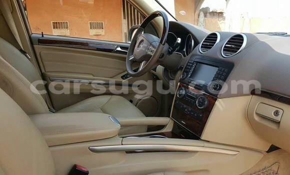 Acheter Occasion Voiture Mercedes‒Benz GL-Class Noir à Ouagadougou au Burkina-Faso