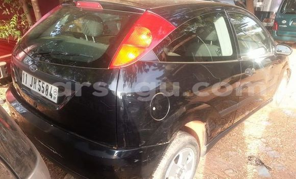 Acheter Occasion Voiture Ford Focus Noir à Ouagadougou, Burkina-Faso